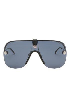 Женские солнцезащитные очки CARRERA черного цвета, арт. CA EPICA II 6LB | Фото 4