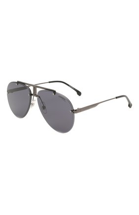 Женские солнцезащитные очки CARRERA темно-серого цвета, арт. CARRERA 1032 V81 | Фото 1