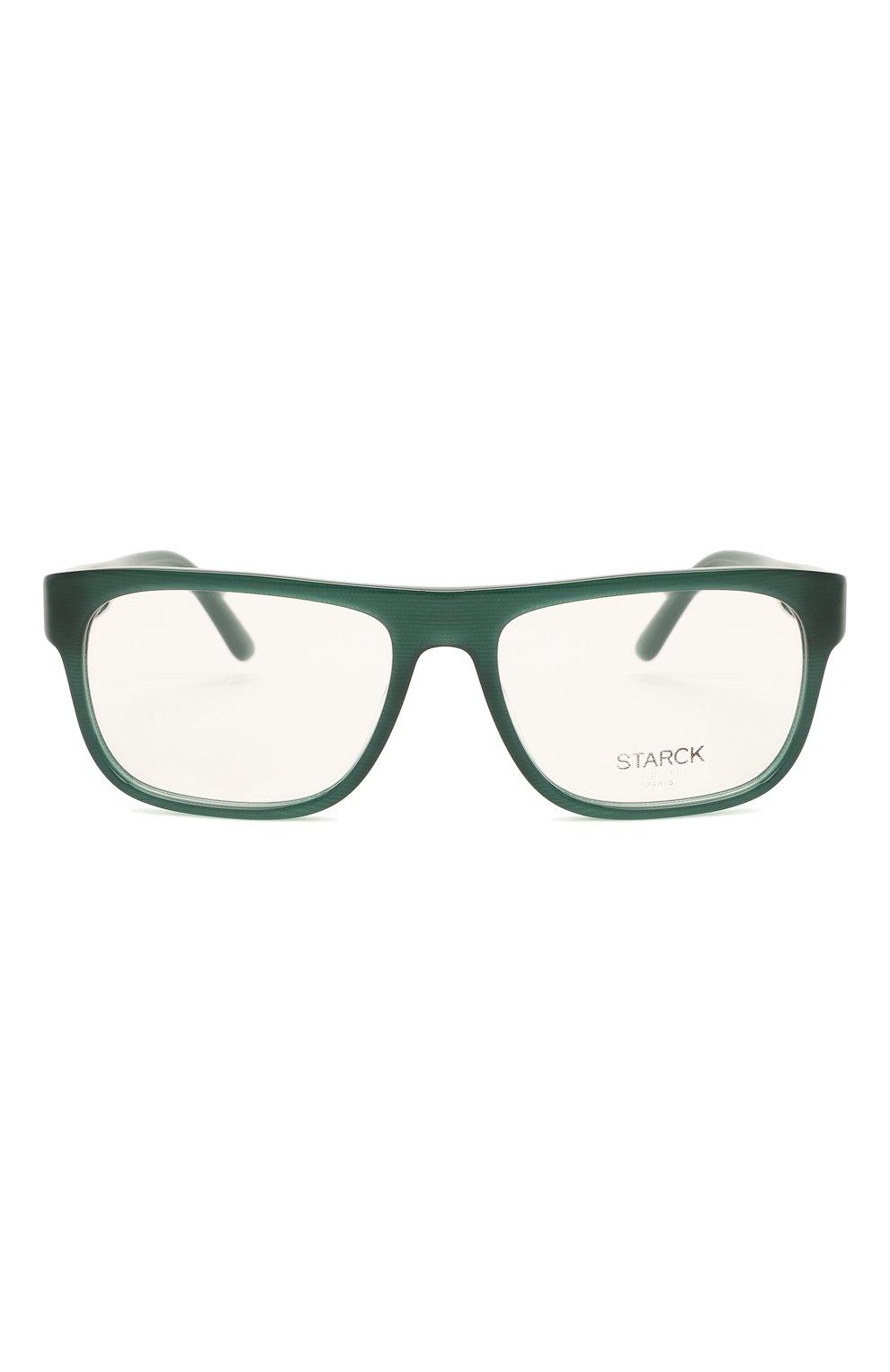 Мужские оправа STARCK EYES зеленого цвета, арт. 3051-0007 | Фото 3