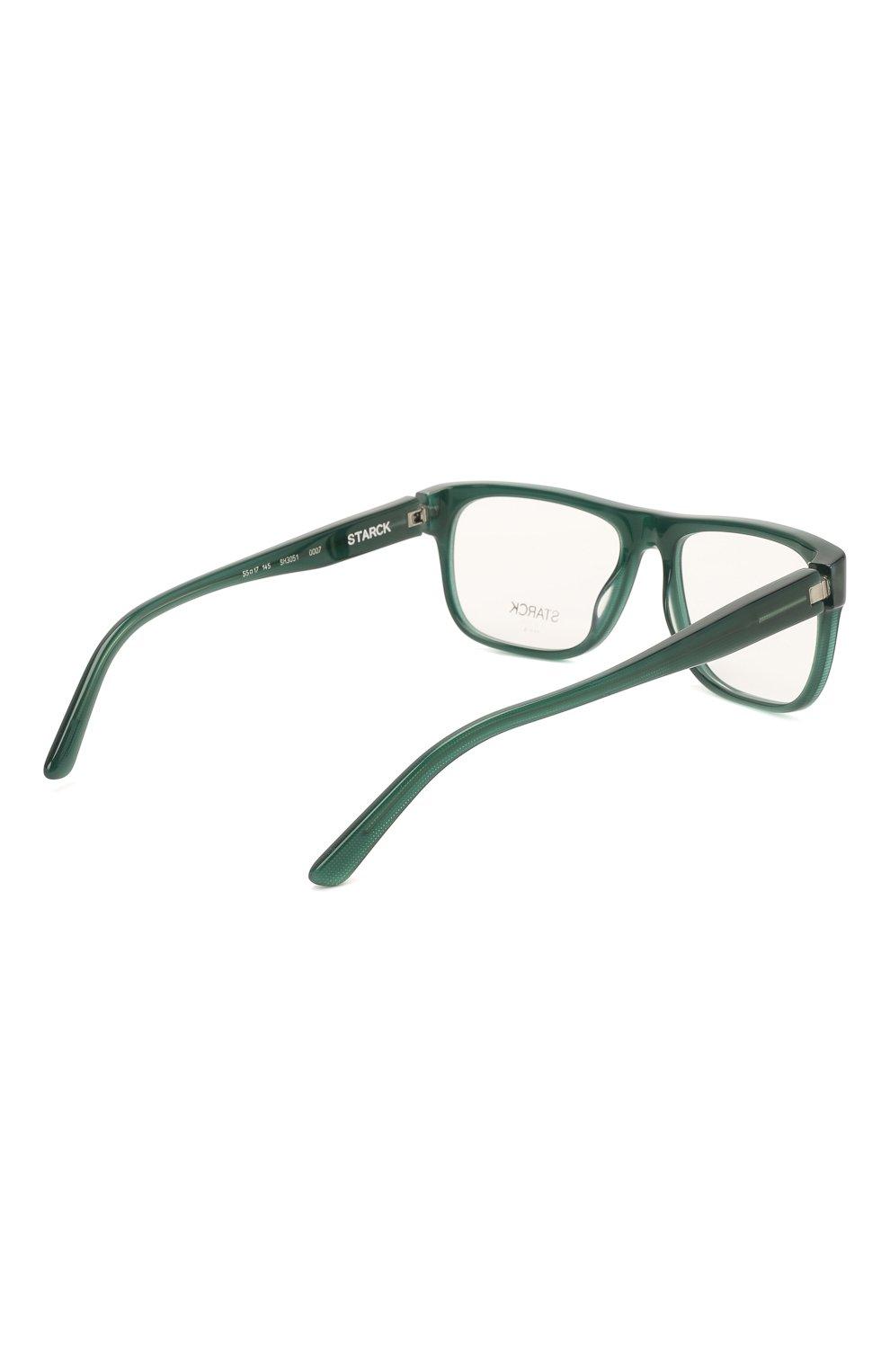 Мужские оправа STARCK EYES зеленого цвета, арт. 3051-0007 | Фото 4