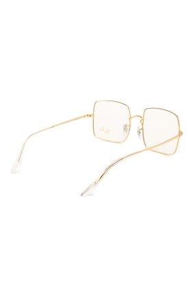 Женские оправа RAY-BAN золотого цвета, арт. 1971V-3105 | Фото 4