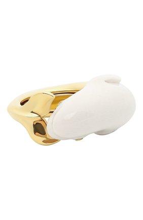 Женские кольцо BIBI VAN DER VELDEN бесцветного цвета, арт. R20170657 | Фото 5
