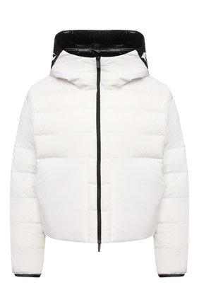 Женская пуховая куртка anwar MONCLER белого цвета, арт. G1-093-1A54K-10-53132 | Фото 1