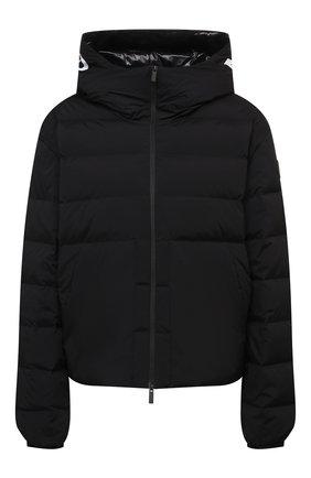 Женская пуховая куртка anwar MONCLER черного цвета, арт. G1-093-1A54P-10-53132 | Фото 1