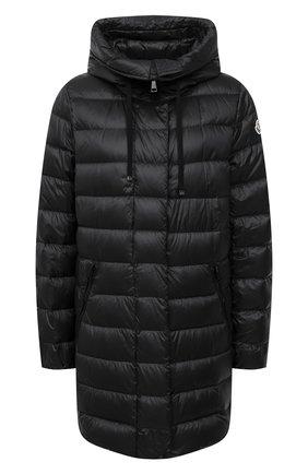 Женская пуховая куртка MONCLER черного цвета, арт. G1-093-1B559-00-5396Q | Фото 1
