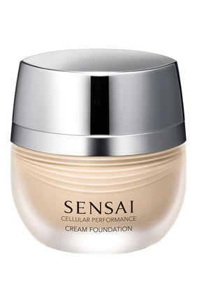 Тональный крем для лица cellular performance, cf21 tender beige SENSAI бесцветного цвета, арт. 94192   Фото 1