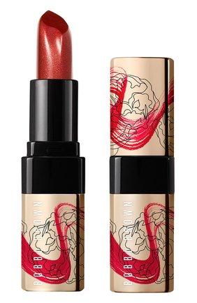 Помада для губ luxe metal lipstick, оттенок firecracker BOBBI BROWN бесцветного цвета, арт. EPF3-01 | Фото 1