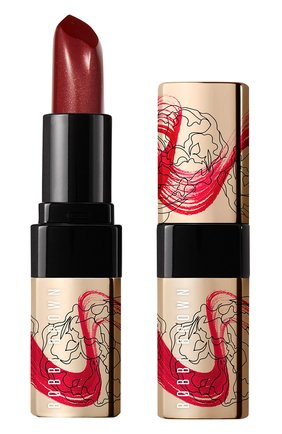 Помада для губ luxe metal lipstick, оттенок scarlet trance BOBBI BROWN бесцветного цвета, арт. EPF3-02 | Фото 1