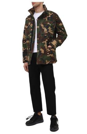 Хлопковая куртка   Фото №2