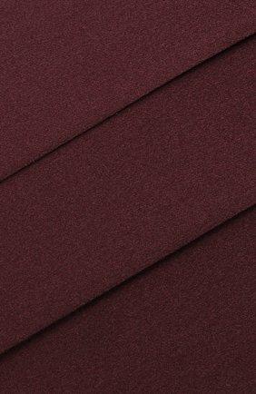 Мужской комплект из галстука-бабочки и камербанда CANALI бордового цвета, арт. 55/HJ01047 | Фото 7