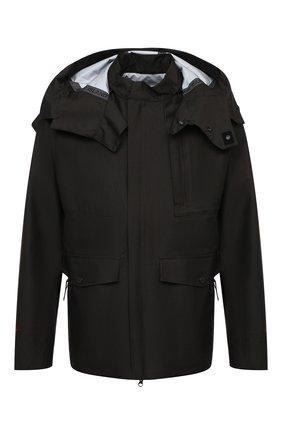 Мужская куртка STONE ISLAND черного цвета, арт. 7415442X1 | Фото 1