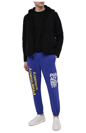 Мужские кожаные кеды SANTONI белого цвета, арт. MBCD21443BARCDIKI50 | Фото 2 (Подошва: Массивная; Материал внутренний: Натуральная кожа)