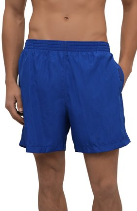 Мужские плавки-шорты ZILLI синего цвета, арт. MGR-MFUNN-30226/M001 | Фото 2