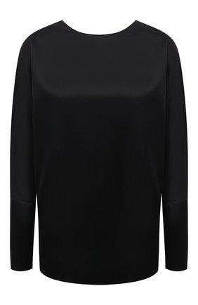 Женская блузка TEGIN черного цвета, арт. ST2154 | Фото 1