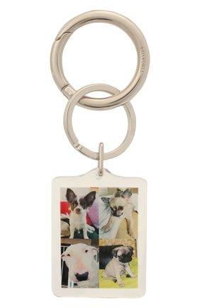 Женский брелок для ключей BALENCIAGA разноцветного цвета, арт. 644168/TZ36S   Фото 1