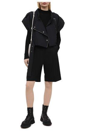 Женский жилет DOROTHEE SCHUMACHER черного цвета, арт. 246702/ADVENTUR0US M0MENT | Фото 2