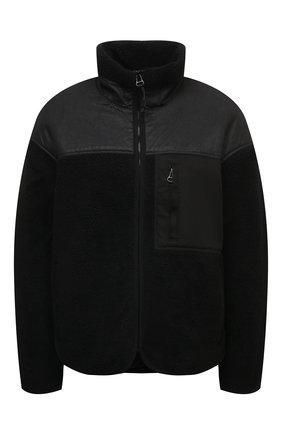 Женская куртка JAMES PERSE черного цвета, арт. WKBS2406 | Фото 1