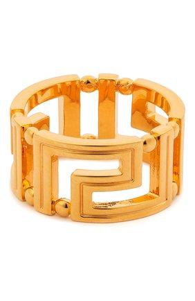 Мужское кольцо greca VERSACE золотого цвета, арт. DG57594/DJMT | Фото 2