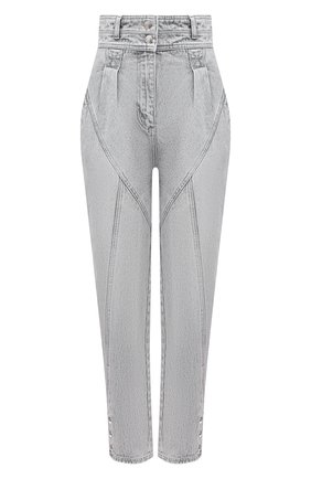 Женские джинсы IRO светло-серого цвета, арт. WP23ETEL | Фото 1