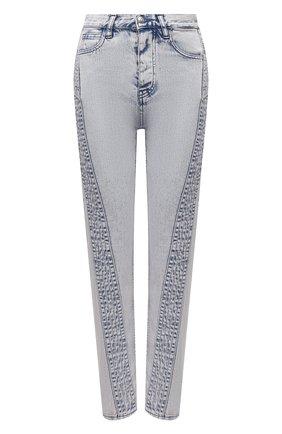 Женские джинсы IRO светло-голубого цвета, арт. WP23INAHE | Фото 1