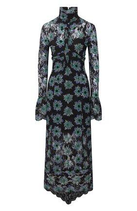 Женское платье PACO RABANNE разноцветного цвета, арт. 21PJR0289PA0172 | Фото 1