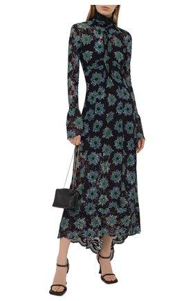Женское платье PACO RABANNE разноцветного цвета, арт. 21PJR0289PA0172 | Фото 2