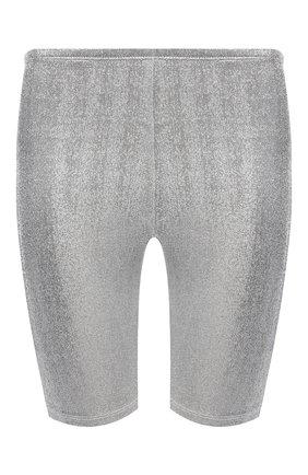 Женские шорты из вискозы PACO RABANNE серебряного цвета, арт. 20PJPA006VI0222 | Фото 1