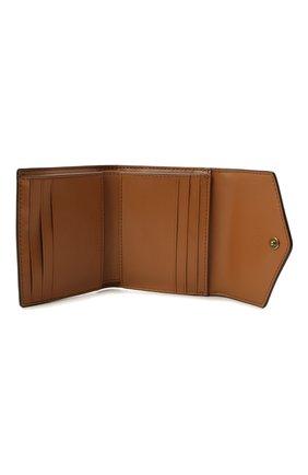 Женские портмоне COACH светло-бежевого цвета, арт. C0047 | Фото 3