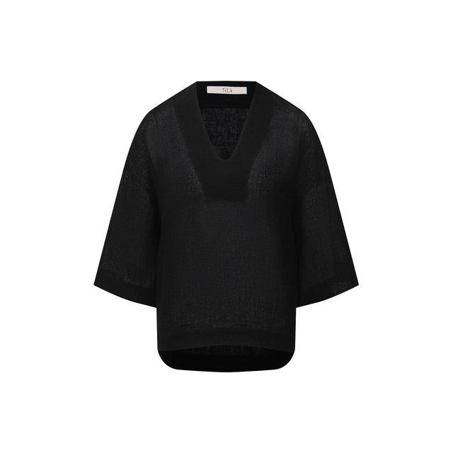 Льняная блузка Tela