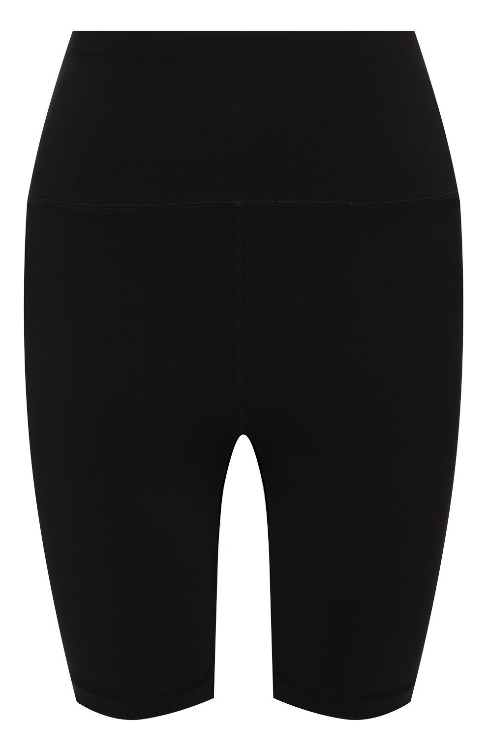 Женские шорты WARDROBE.NYC черного цвета, арт. W2003R02 | Фото 1