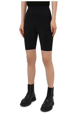 Женские шорты WARDROBE.NYC черного цвета, арт. W2003R02 | Фото 3