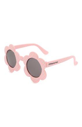 Детские солнечные очки SNAPPER ROCK розового цвета, арт. FR050PU | Фото 1