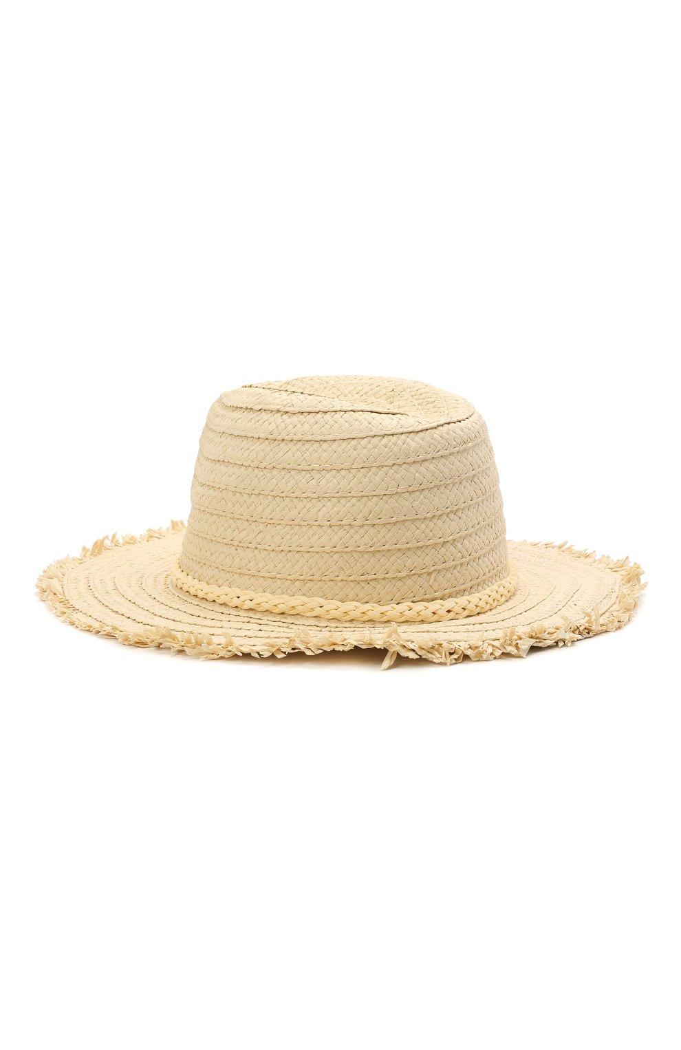 Детская шляпа SNAPPER ROCK бежевого цвета, арт. 636   Фото 2