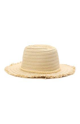 Детская шляпа SNAPPER ROCK бежевого цвета, арт. 636 | Фото 2
