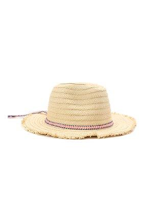 Детская шляпа SNAPPER ROCK бежевого цвета, арт. 647 | Фото 1