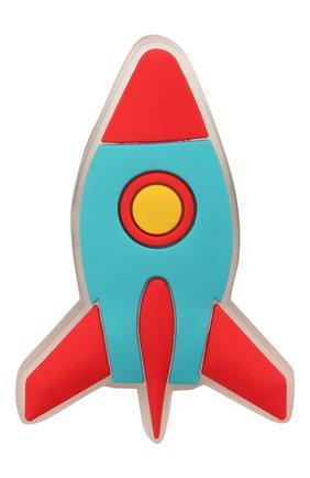 Детские декоративный значок для обуви CROCS разноцветного цвета, арт. 10008386   Фото 1