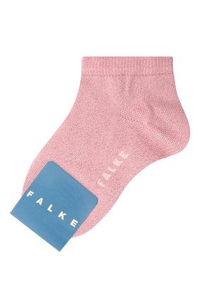 Детские носки FALKE светло-розового цвета, арт. 12154. | Фото 1