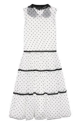 Детское платье DESIGNERS CAT белого цвета, арт. 100000K01000688/4A-8A | Фото 2