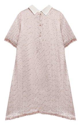 Детское платье DESIGNERS CAT розового цвета, арт. 100000K01000710/10A-12A   Фото 2