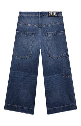 Детские джинсы DIESEL синего цвета, арт. J00145-KXB74 | Фото 2