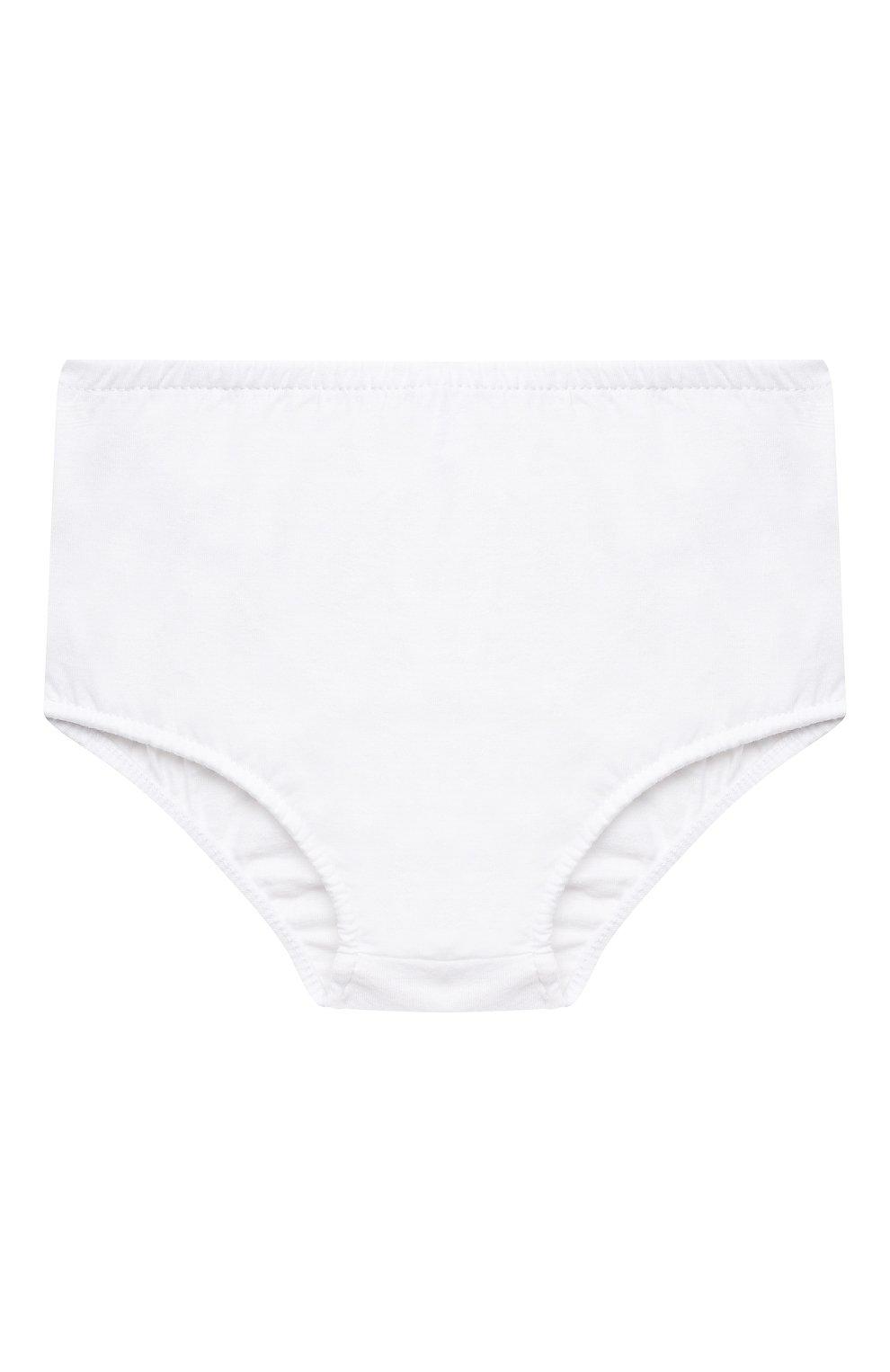 Женский комплект из платья и шорт POLO RALPH LAUREN белого цвета, арт. 310676237 | Фото 4