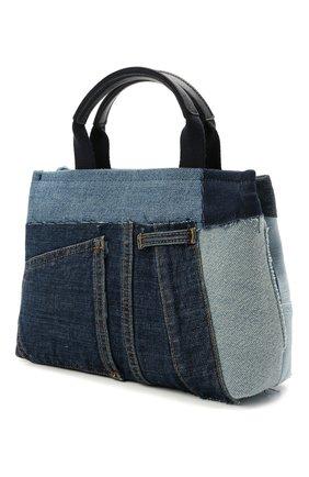Детская сумка DOLCE & GABBANA голубого цвета, арт. EB0116/A4801 | Фото 2