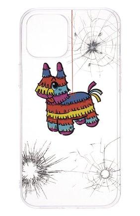 Чехол для iphone 12 pro max MISHRABOO прозрачного цвета, арт. Horse 12 Pro Max | Фото 1