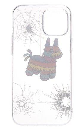 Чехол для iphone 12 pro max MISHRABOO прозрачного цвета, арт. Horse 12 Pro Max | Фото 2