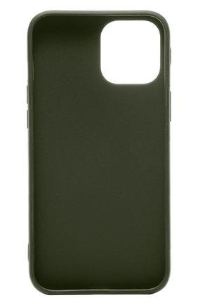 Чехол для iphone 12 pro max MISHRABOO зеленого цвета, арт. for Sochi 12 Pro Max | Фото 2