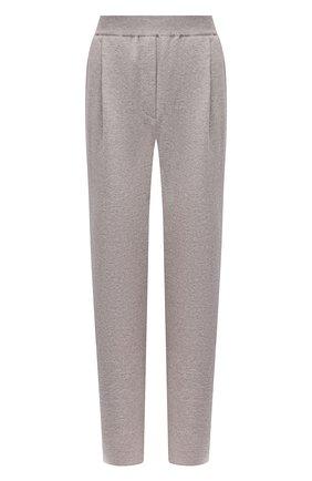 Женские брюки из вискозы FREEAGE серого цвета, арт. FSW21060049GR | Фото 1