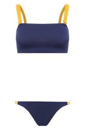 Женский раздельный купальник SHAN темно-синего цвета, арт. 42195-26-42195-31 | Фото 1