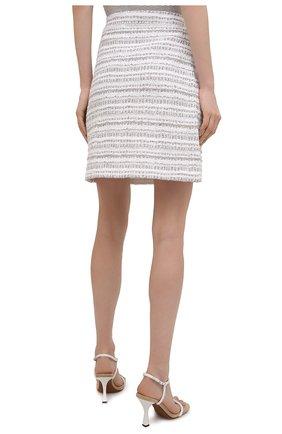 Женская юбка D.EXTERIOR бежевого цвета, арт. 52412 | Фото 4