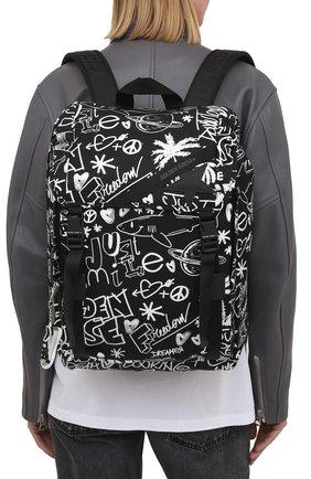Женский рюкзак GOLDEN GOOSE DELUXE BRAND черного цвета, арт. GMA00147.A000234 | Фото 2