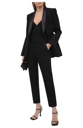 Женское боди PACO RABANNE черного цвета, арт. 19EJB0001VI0148 | Фото 2